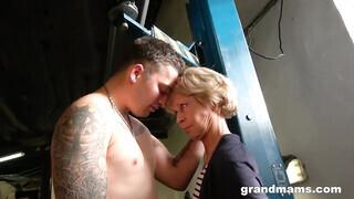 Autós szex szex